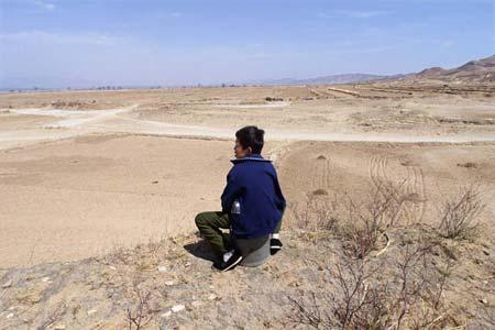 我国国土沙漠化现象日益严重 2